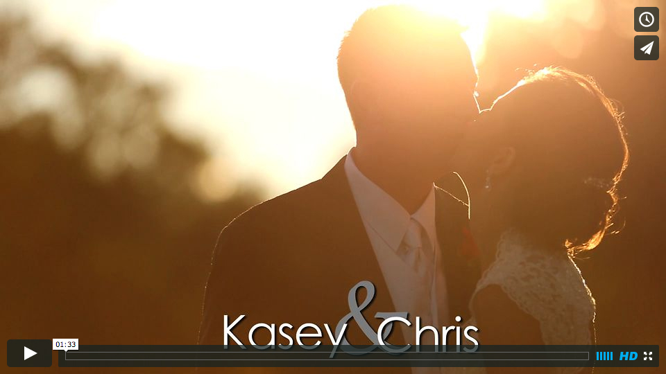 Kasey & Chris' Glen Sanders Same Day Wedding Video