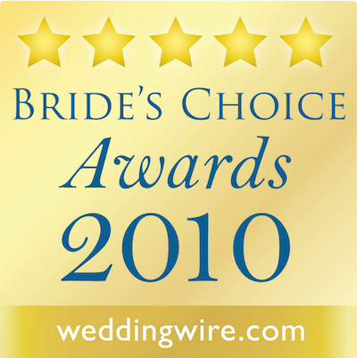 Bride's Choice Award - 2010