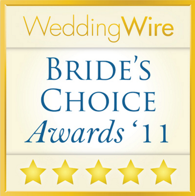 Bride's Choice Award - 2011