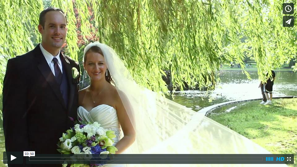 Kristin & Elliott's Boston Wedding Video