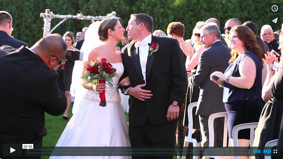 Tracy & Chris' Troy Wedding Video