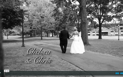 Chelsea & Chris' Longfellows Wedding Video