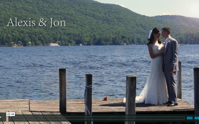 Alexis and Jon's Inn at Erlowest Wedding Video
