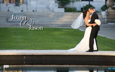 Joann & Jason's State Room Wedding Video