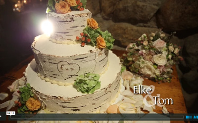 Elke & Tom's Lake Placid Wedding