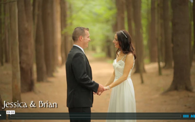 Jessica and Brian's Hall of Springs Wedding Video