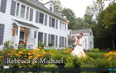 Rebecca & Michael's Lake George Wedding