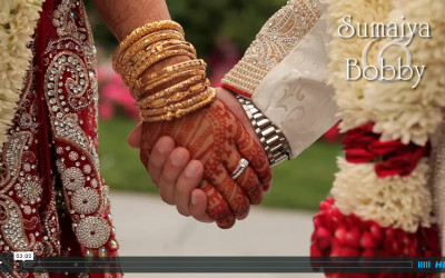 Sumaiya & Bobby's Woodcliff Wedding Video