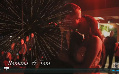 Romana & Tom's Adirondack Wedding Video