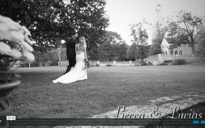 Becca and Lucias' Saratoga Lake Wedding Video featuring Steve Candlen