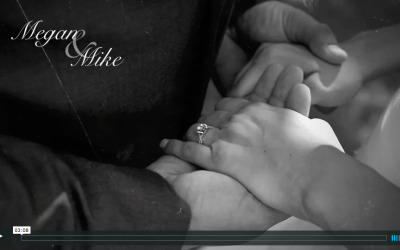 Megan & Mike's Pat's Barn Wedding Video