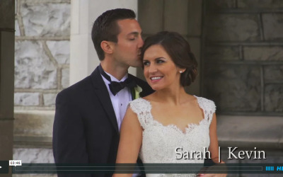 Sarah & Kevin's Albany Wedding Video