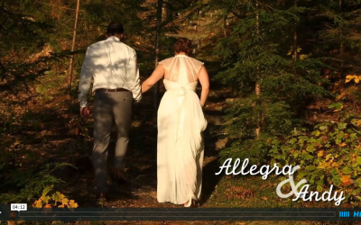 Allegra & Andy's Star Lake Wedding Video (Associate Video)