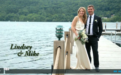 Lindsey & Mike's Otesaga Wedding (Associate Video)