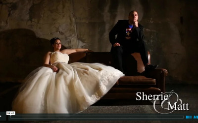 Sherrie and Matt's Saratoga Springs Wedding Video