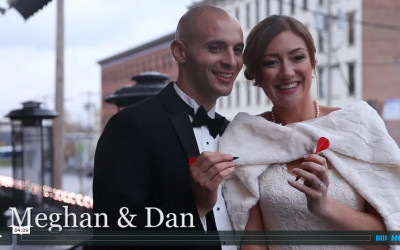 Meghan and Dan's Franklin Plaza Wedding Video