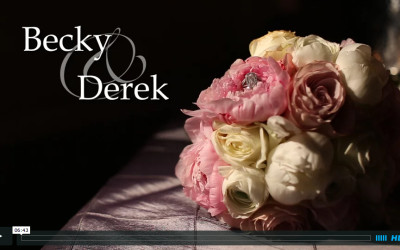 Becky and Derek's Glen Sanders Mansion Wedding Video