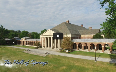 Bigler Bridal Tips: Venue Spotlight – The Hall of Springs – Saratoga Springs, New York