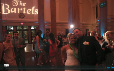 Rachel and Zach's 90 State Events, Albany Wedding Video