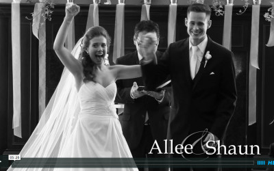 Allee & Shaun's Glen Sanders Wedding Video