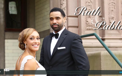 Ruth and P's Franklin Plaza Wedding Video