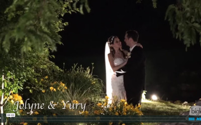 Jolyne & Yury's Mohawk River Country Club Wedding Video
