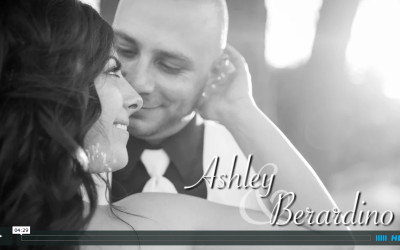 Ashley and Berardino's Mallozzi's Wedding Video