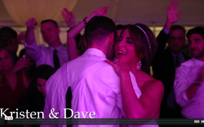 Kristin and Dave's Sagamore Wedding Video