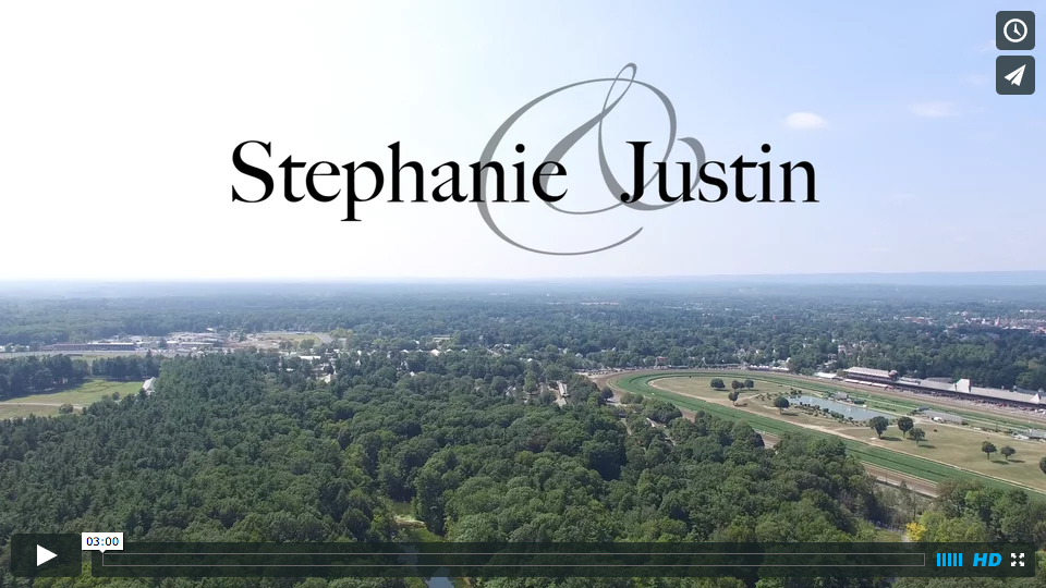 Stephanie and Justin's Same-Day Edit