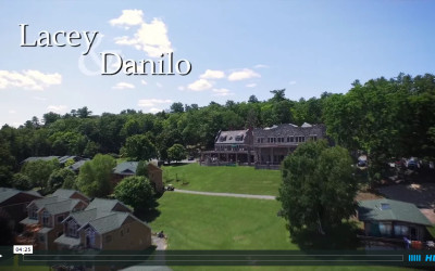 Lacey & Danilo's Inn at Erlowest Wedding Video