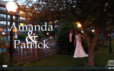 Amanda & Patrick's High Peaks Resort Wedding