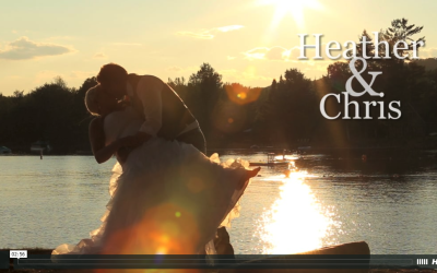 Heather & Chris's Lake Pleasant Wedding Video