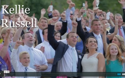 Kellie & Russell's Manchester Wedding Video