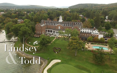 Lindsey & Todd's Otesaga Wedding Video