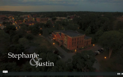 Stephanie & Justin's Canfield Casino Wedding Video