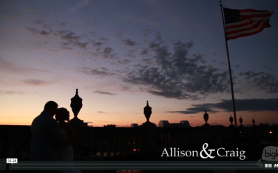 Allison & Craig's Franklin Plaza Wedding Video