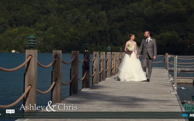 Ashley & Chris' Otesaga Wedding Video