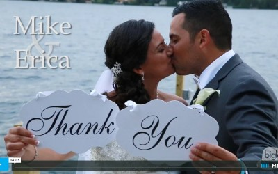 Mike & Erica's Inn at Erlowest Wedding Video