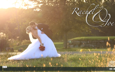 Rachel & Joseph's Saratoga National Wedding Video
