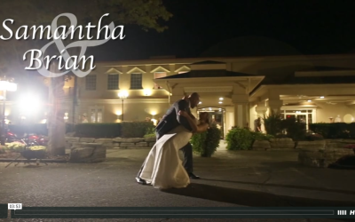 Samantha & Brian's Mallozzi's Wedding Video