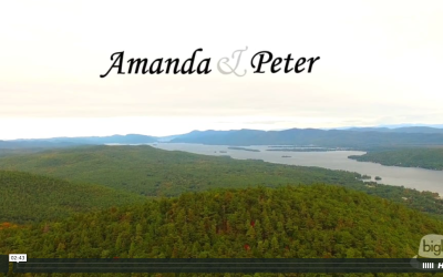 Amanda & Peter's Sagamore Wedding Video