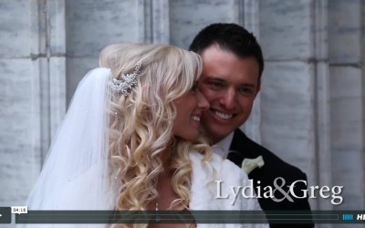 Lydia & Gregory's 90 State Street Wedding Video