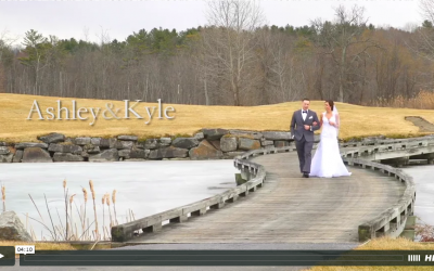 Ashley & Kyle's Saratoga National Wedding Video
