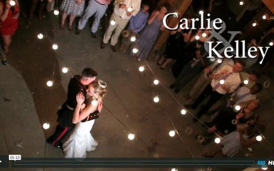 Carlie & Kelley's Oak Hill Wedding Video