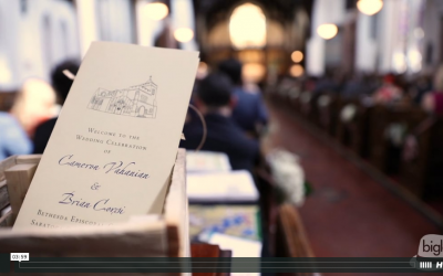 Cameron & Brian's Saratoga National Wedding Video