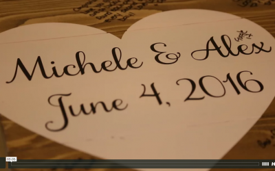 Michele & Alex's Albany Country Club Wedding Video