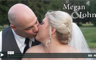 Megan & John's National Museum of Dance Wedding Video
