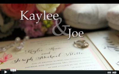 Kaylee & Joe's Excelsior Springs Wedding Video