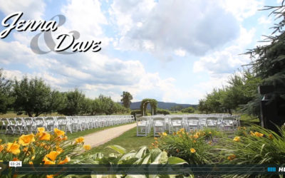 Jenna & Dave's Orchard Creek Wedding Video