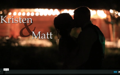 Kristen & Matt's Whiteface Lodge Wedding Video